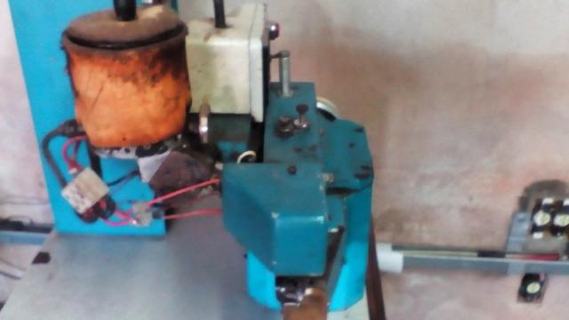 Maquina de dobrar palmilha - Foto 5