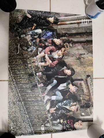 Kit de Produtos BTS - Foto 2