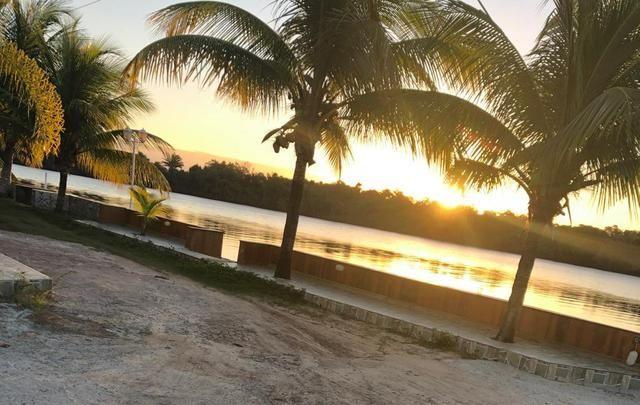 Casa na Beira do rio Jacuipe