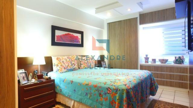 Cobertura Duplex 338m² - Ponta Verde com vista mar - Foto 14