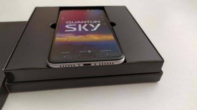 Smartphone Quantum Sky 4g 64 Gb Cinza - Foto 5