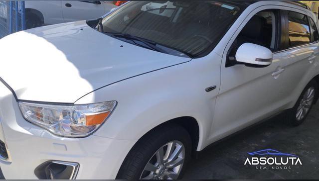 Mitsubishi asx awd 2014