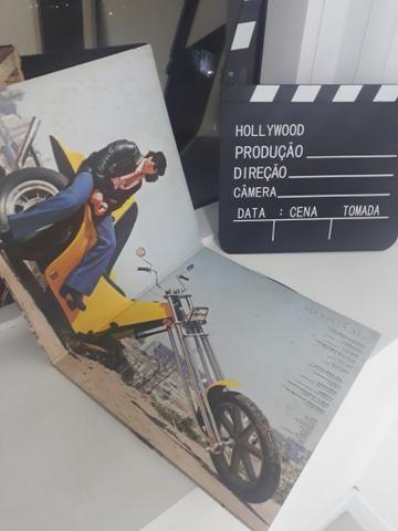 LP vinil Roberto Carlos disco