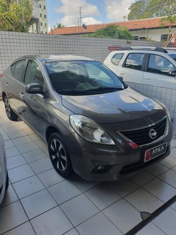 Nissan versa 1.6 2013 extra !!! - Foto 2