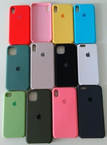 Capinha para iphone 5 5c 5s Se 6 6s 6splus - Foto 4