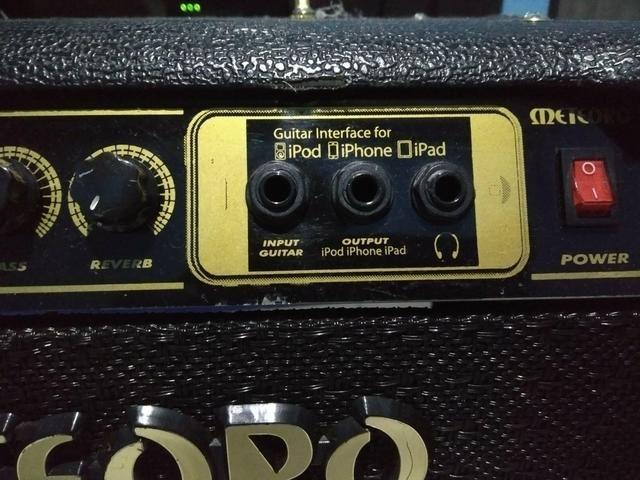 Amplificador meteoro 50w iamp - Foto 2