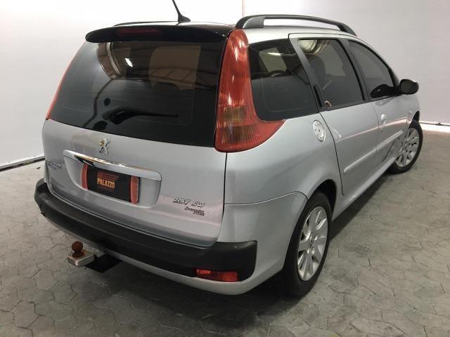 Peugeot 206 SW Automático Completo Revisado ( Avalio Troca ) - Foto 3