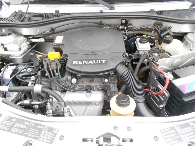 Renault sandero privilege 1.6 8v flex 2010/2011 completo e todo revisado file - Foto 9