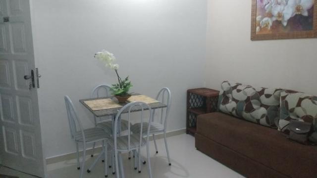 Aluga-se Flat , com 1 quarto, 1 Banheiro, 1 Sala/Cozinha em Condominio Fechado - Foto 11