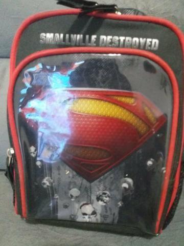 Lancheira Super Homem - Foto 6