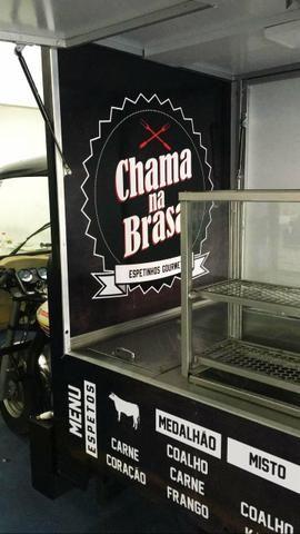 Tuk Tuk - Espetinho Gourmet - Food Truck - Foto 4