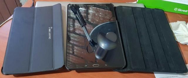 "Tablet Galaxy Tab E T560 9.6"" c/ 2 Case - Foto 3"