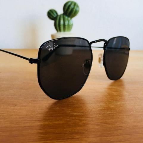 Óculos de Sol Ray Ban Hexagonal - Bijouterias, relógios e acessórios ... 634064583b