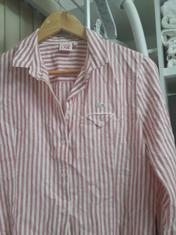 c7bf6e39c5d1c Camisa social feminina lacoste - Roupas e calçados - Barro Vermelho ...