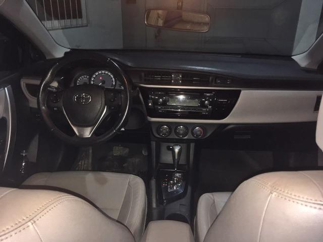 Toyota Corolla 1.8 GLi Upper 2015/2016