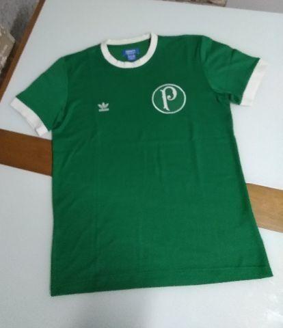 944f9a1dd1 Camisa Palmeiras Retrô - Adidas Originals 2013 - M - Roupas e ...