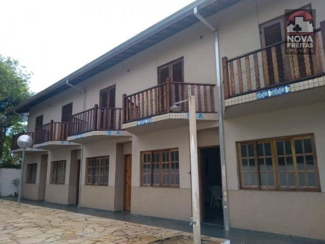 Casa à venda com 2 dormitórios em Pontal de santa marina, Caraguatatuba cod:SO1257 - Foto 10