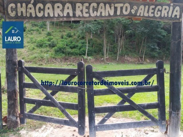 Oportunidade, vende-se chácara com 2 piscinas em Itaipé - Foto 4