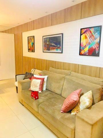 Apartamento 3/4 - Neópolis - Residencial Paul Cezanne - 99m² - Foto 2