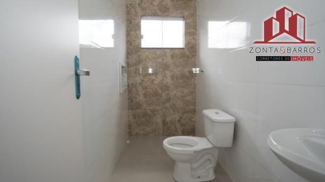 Casa à venda com 3 dormitórios em Nações, Fazenda rio grande cod:CA00058 - Foto 10