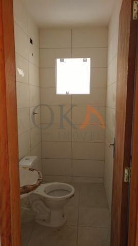 Casa 42m² 02 dormitórios no campo de santana é na oka imóveis - Foto 20