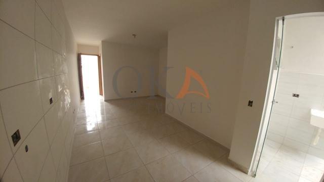 Casa 42m² 02 dormitórios no campo de santana é na oka imóveis - Foto 7
