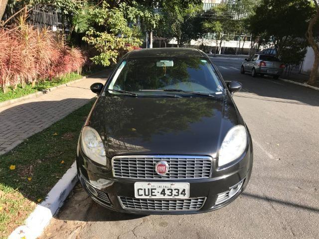 FIAT LINEA LX 1 9/ 1 8 FLEX 16V DUALOGIC 4P 2009 - 655966369 | OLX