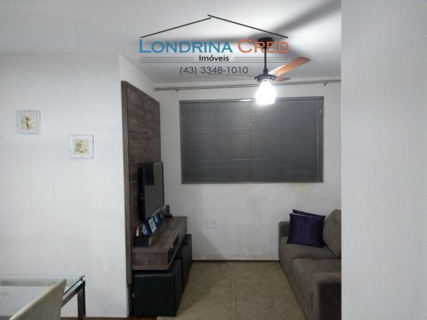 Apartamento  com 3 quartos no METROPOLITAN PLAZA RESIDENCIAL - Bairro Antares em Londrina