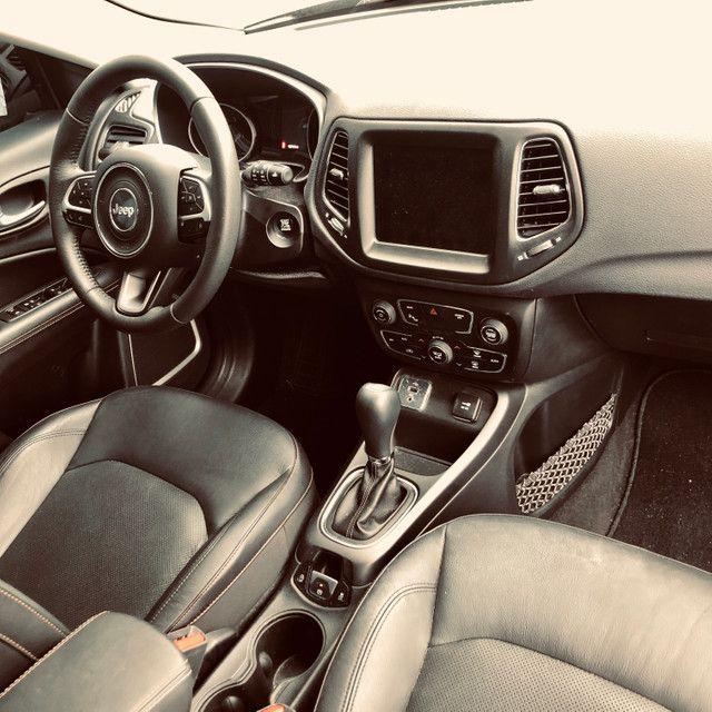 Jeep Compass Longitude 2018 km 13 - Foto 7