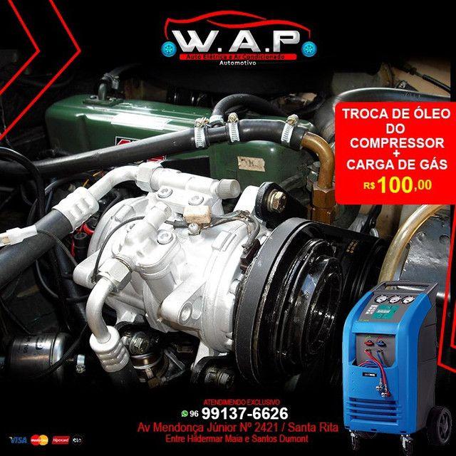 W.A.P refrigeração automotiva - Foto 3