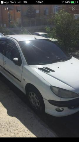 Peugeot 206/2008/completo/$8000