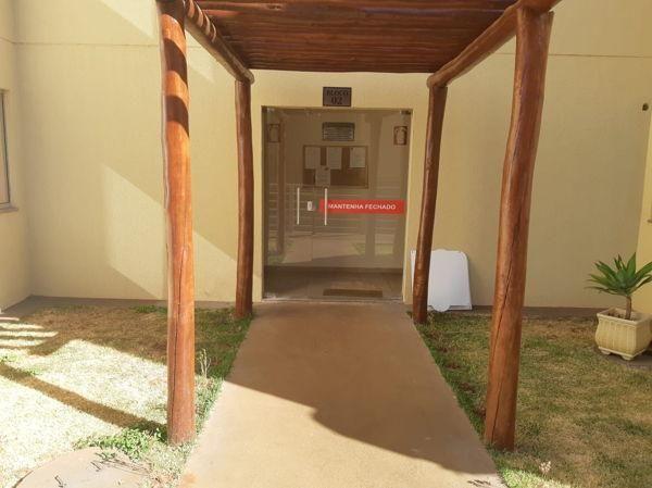 Apartamento com 2 quartos no Residencial Recanto do Cerrado - Bairro Residencial Canaã em