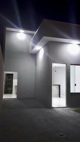 [Aceita Permuta] Casa nova com 3 qtos ( 1 suíte)-Gameleira 2 - Foto 2