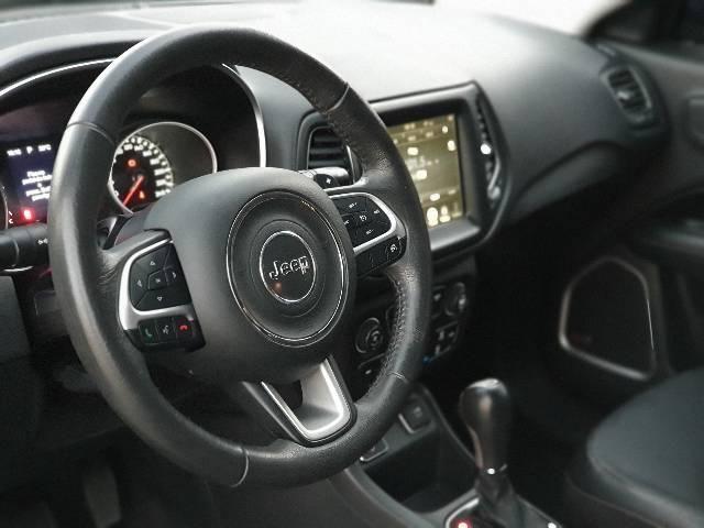 Jeep Compass Longitude Flex pacote premium - Foto 11
