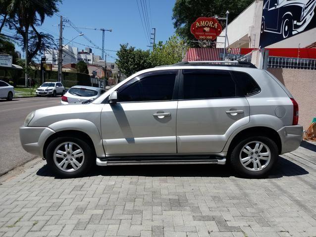 Hyundai Tucson 2.0 aut 2008 - Foto 11
