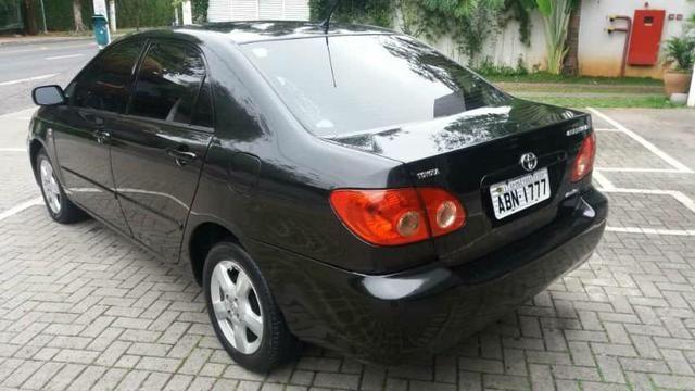 Corolla Brindado Completo automático 2005 valor 18.000 mil na troca considerado a tabela