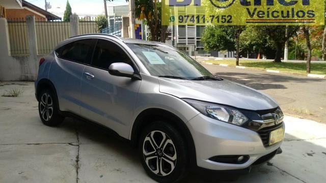 Honda Hr-V Exl Cambio CVT 15/16 Completa - Manual + Chave Reserva - Foto 2
