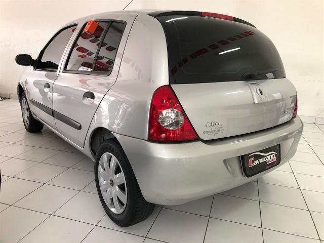 CLIO 2009/2010 1.0 CAMPUS 16V FLEX 4P MANUAL - Foto 5