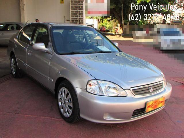 Honda Civic Sedan LX 1.6 16V Aut. 4p - Foto 2