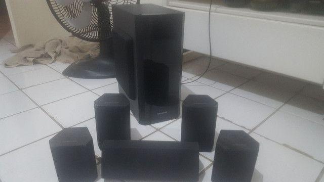 Caixa Acústica Samsung
