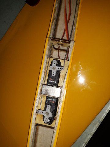 Aeromodelo planador Selig. Flyincircus. - Foto 4