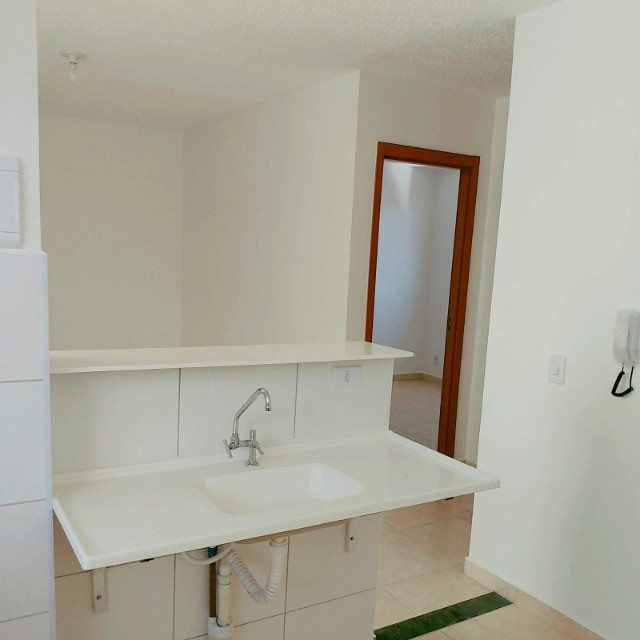 Alugue-se lindo apartamento R$650 Condomínio belle Nature Valparaíso - Foto 3