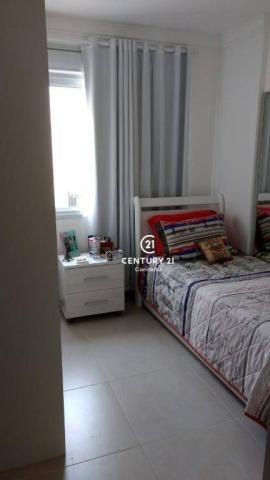 Apartamento com 3 dormitórios à venda, 104 m² por R$ 650.000,00 - Abraão - Florianópolis/S - Foto 15