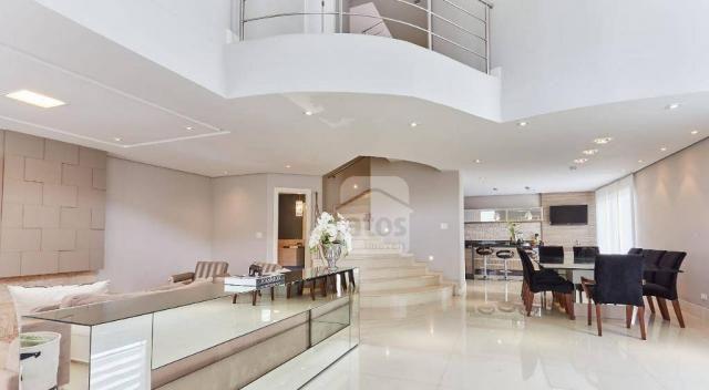 Casa em Condomínio Clube com 5 suítes à venda, 404 m² por R$ 2.390.000 - Pinheirinho - Cur - Foto 5