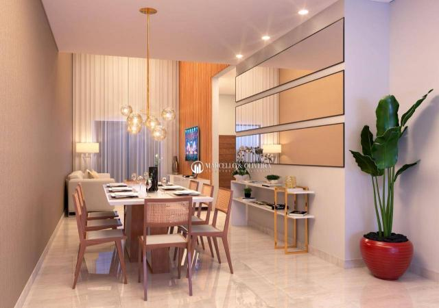 Casa cond. Reserva Ermida, 135 m² - Bairro Eloy Chaves - Jundiaí/SP - Foto 2
