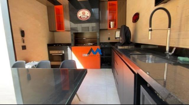 Apartamento à venda com 2 dormitórios em Funcionários, Belo horizonte cod:ALM818 - Foto 5