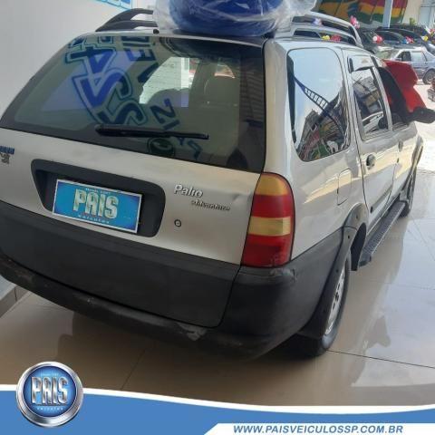 FIAT PALIO WEEKEND ADVENTURE 1.6 8V/16V GASOLINA 2001 - Foto 6