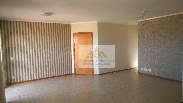 Apartamento com 3 dormitórios para alugar, 114 m² por R$ 2.000,00/mês - Jardim Irajá - Rib - Foto 4