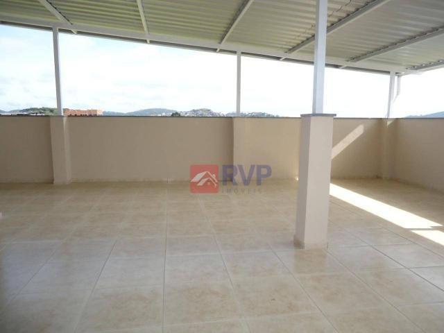 Cobertura com 2 dormitórios à venda por R$ 210.000,00 - Jd Sao Joao - Juiz de Fora/MG - Foto 6