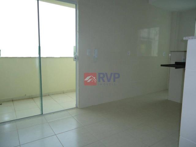 Apartamento com 2 dormitórios à venda por R$ 220.000,00 - Milho Branco - Juiz de Fora/MG - Foto 2